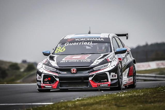 Munnich Motorsport pair Esteban Guerrieri and Yann Ehrlacher locked out the top two positions in both of Saturday's World Touring Car Cup practice sessions at Zandvoort