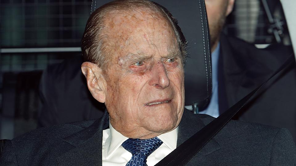 Prince Philip, Duke of Edinburgh has been admitted to hospital in London. Photo: Getty Images