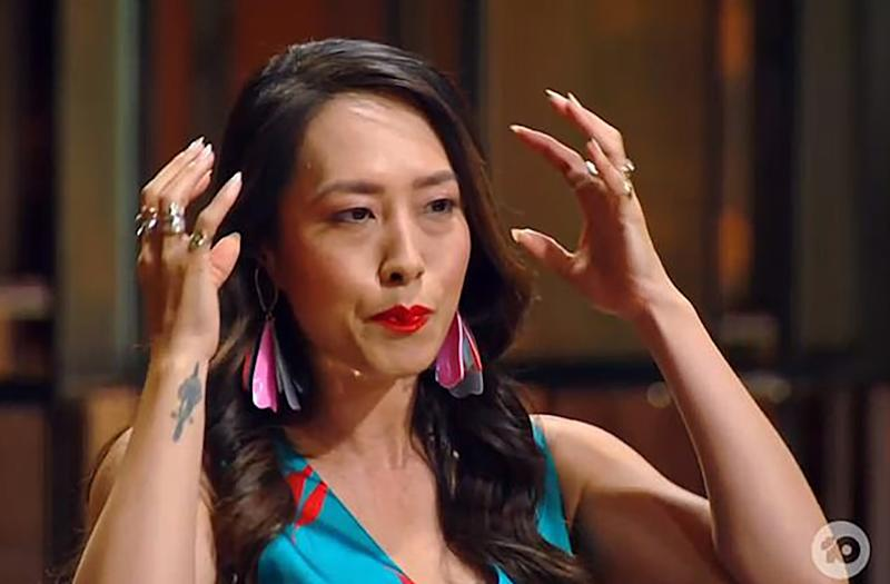 Fans have slammed Melissa Leong for her favouritism during Sunday night's episode. Photo: Ten