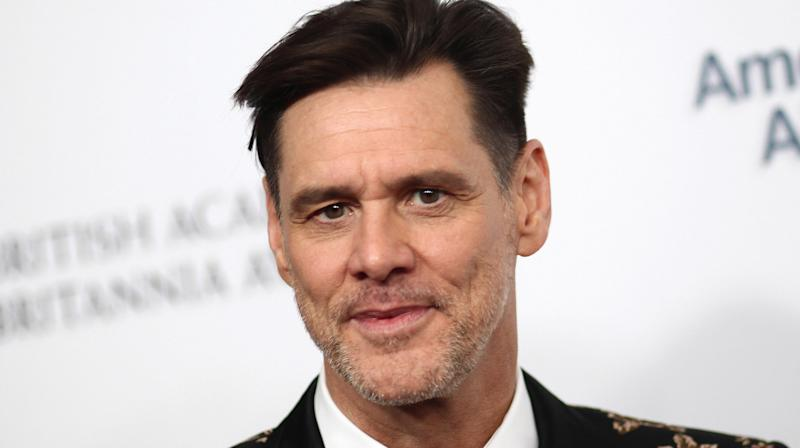 Jim Carrey Grieves Over New Zealand Mosque Shooting With Tear-Filled Self-Portrait