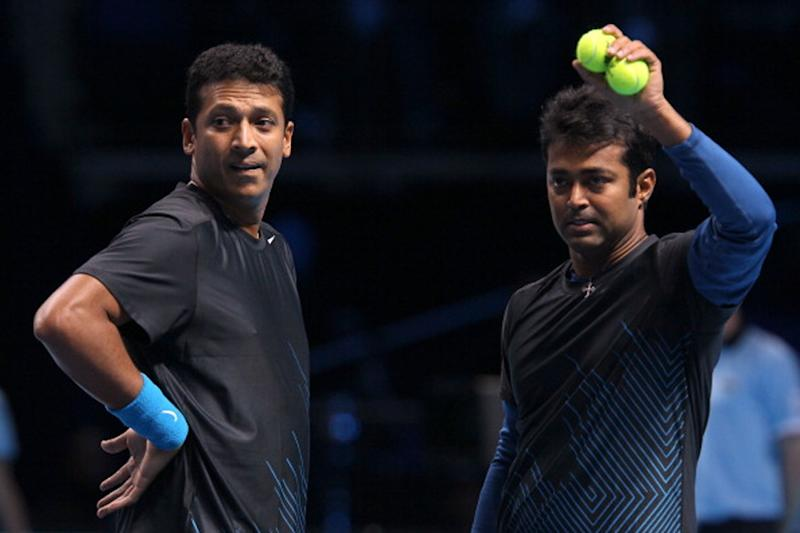 Lee-Hesh: Fans Call for Leander Paes and Mahesh Bhupathi Reunion after Twitter Exchange
