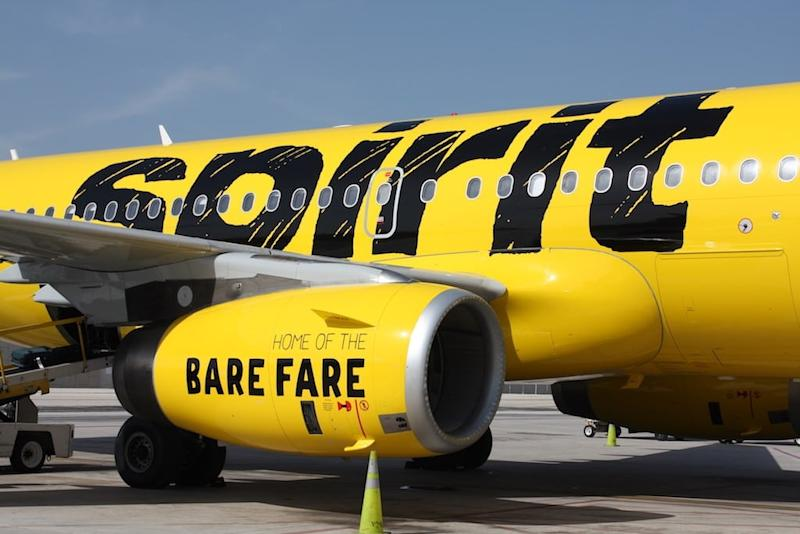 Spirit Airlines' On-Time Arrivals Plan Backfired When It Cut Corners