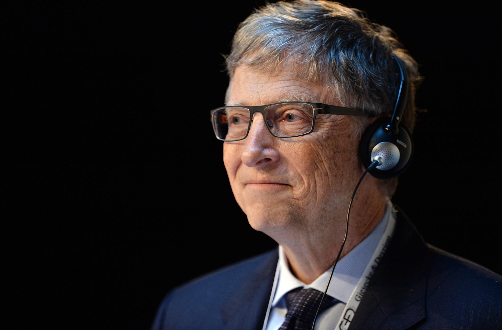 Bill Gates spends 3 hours a day doing this thing during holidays