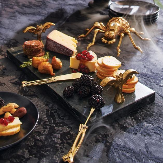<p>Make your next charcuterie board spooky with this <span>Halloween Charcuterie Board</span> ($70).</p>
