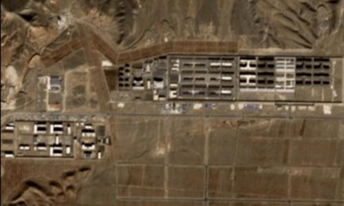 China has built 380 internment camps in Xinjiang, study finds