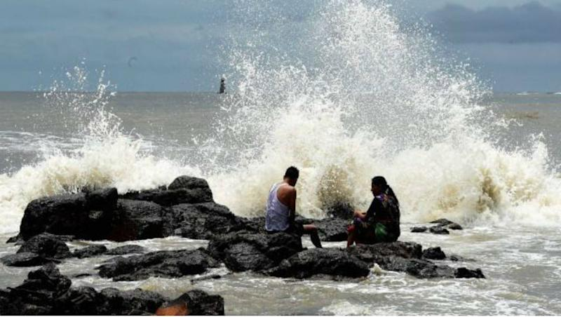 High Tide Timing in Mumbai For Today: 4.26 Metres High Wave Expected at Around 3:02 PM, Says BMC