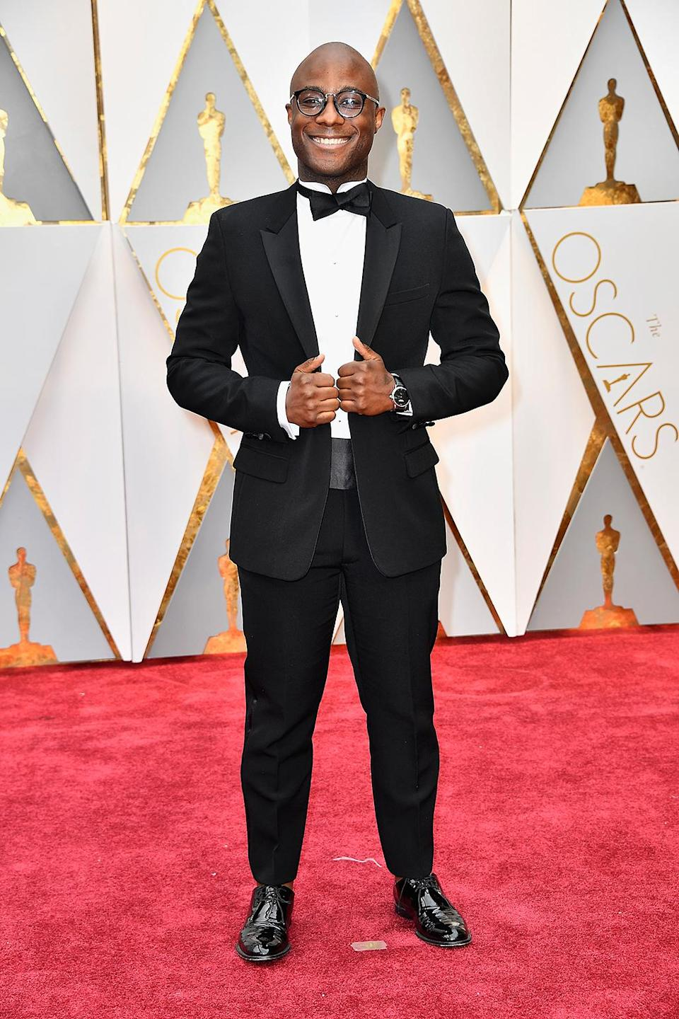 <p>Director Barry Jenkins attends the 89th Annual Academy Awards at Hollywood & Highland Center on February 26, 2017 in Hollywood, California. (Photo by Frazer Harrison/Getty Images) </p>