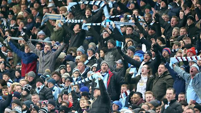 Guardiola has called on his side's supporters to turn up and show they want to reach the Champions League semi-final