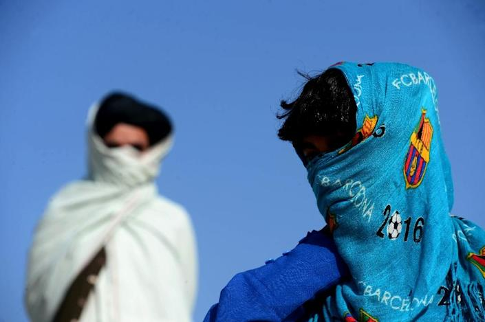 In the fog of the conflict, sexual violence against children has become a new normal (AFP Photo/AREF KARIMI)