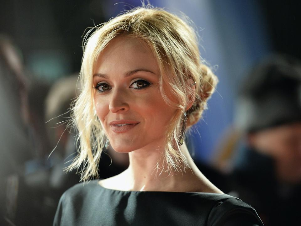 Fearne Cotton at the National Television Awards (Getty Images)
