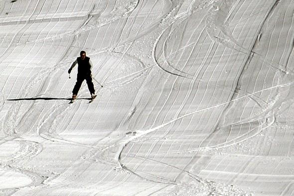 Ski resort to become world's first to make fake snow from treated sewage