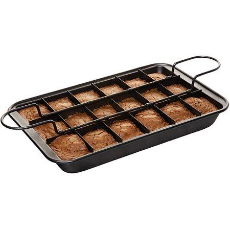 Perfect Brownie Pan (Photo Walmart)