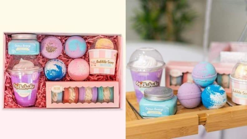 Best self-care gifts: Nectar bath products