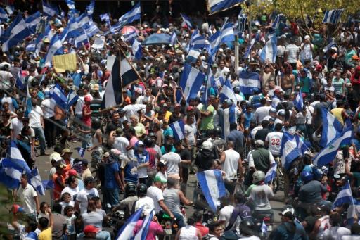 Protests in Nicaragua were initially over proposed cuts to social security benefits that have since been scrapped; now, they have morphed into broader discontent with the leftist government of President Daniel Ortega