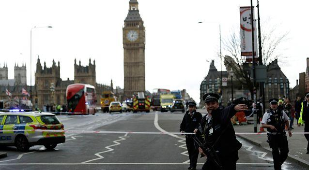 Westminster Bridge. Photo: AP
