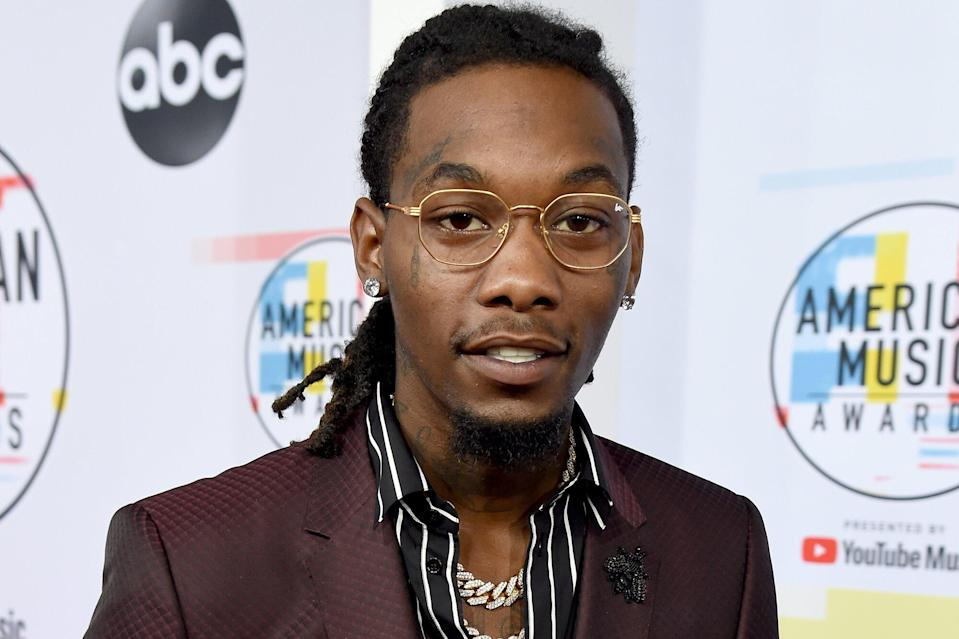Rapper Offset detained by Beverly Hills police near Trump rally