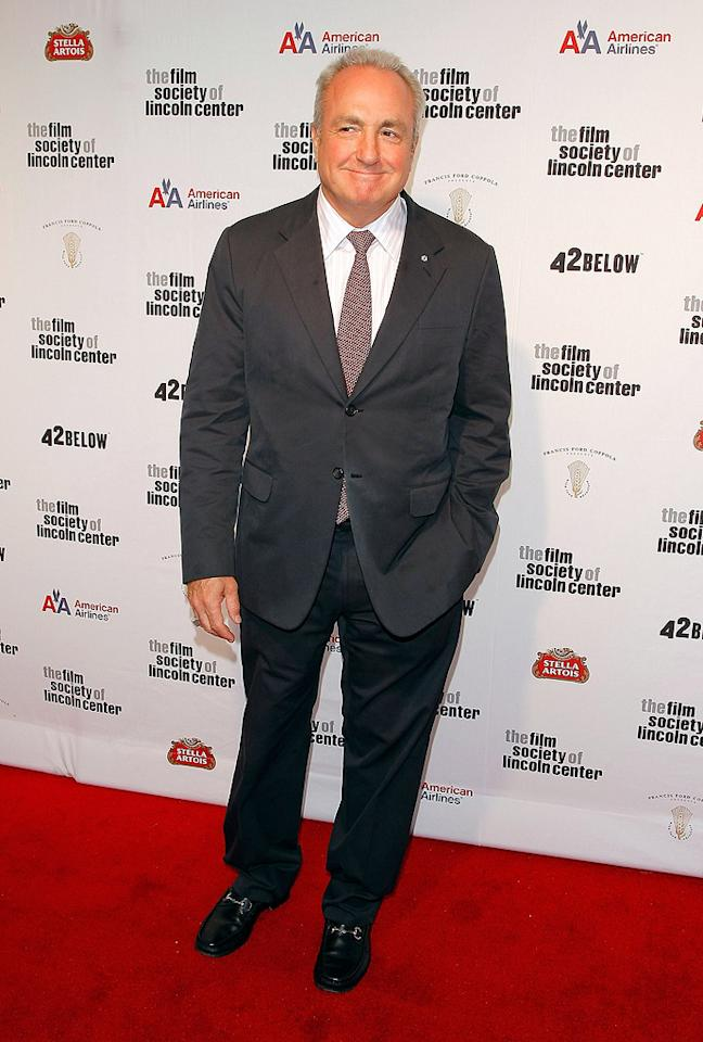 "<a href=""http://movies.yahoo.com/movie/contributor/1800024977"">Lorne Michaels</a> at the 36th Film Society Of Lincoln Center's Gala tribute honoring Tom Hanks - 04/27/2009"