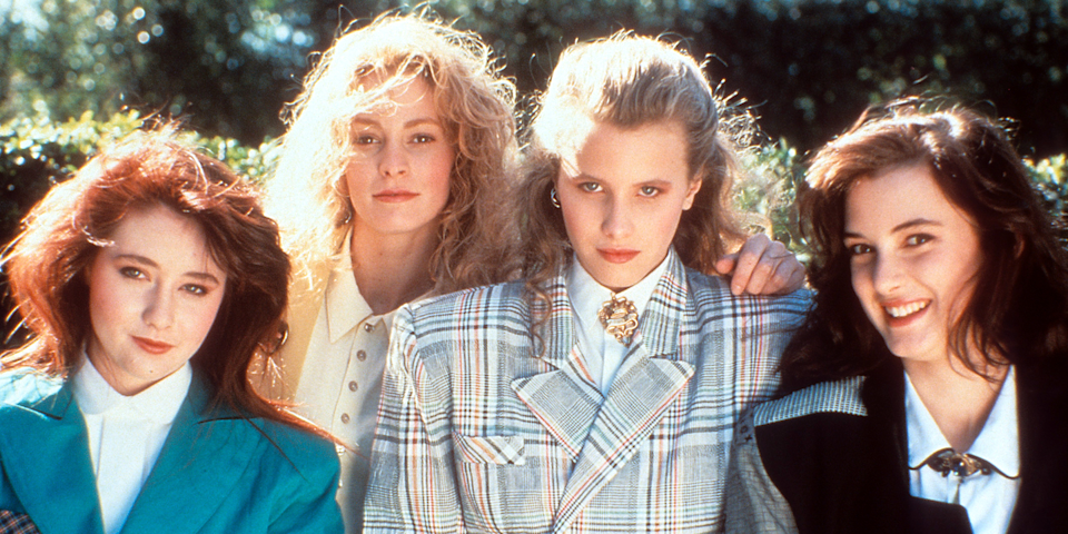 <p>It's probably for the best that they don't make teen movies this dark anymore, but <em>Heathers </em>is still a masterpiece of the form. Lick it up, baby. Lick. It. Up.</p>
