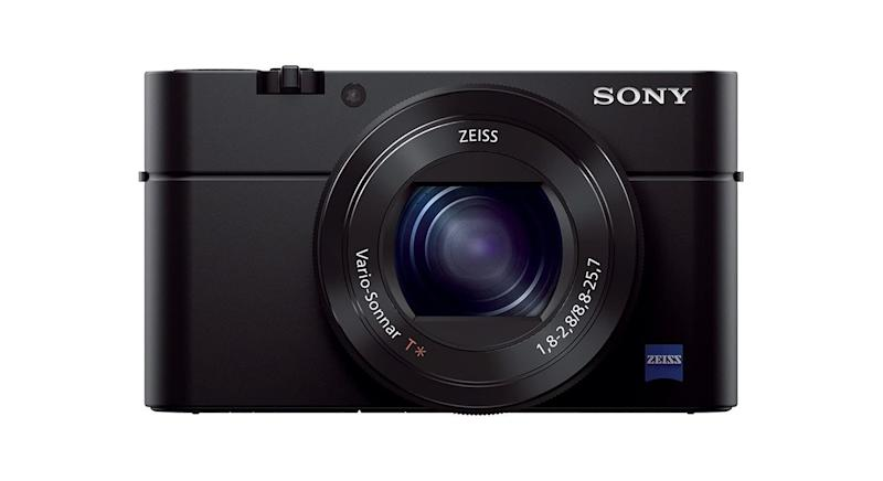Sony RX100 III Advanced Premium Compact Camera