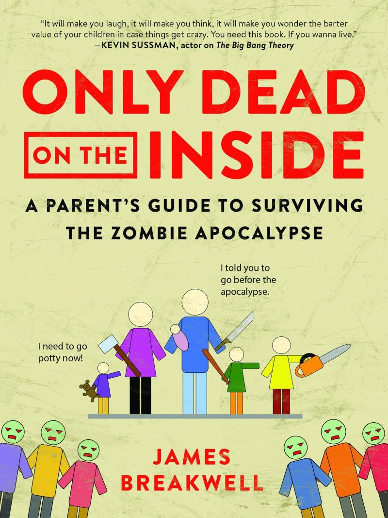 Parents need help during the zombie apocalypse, too.