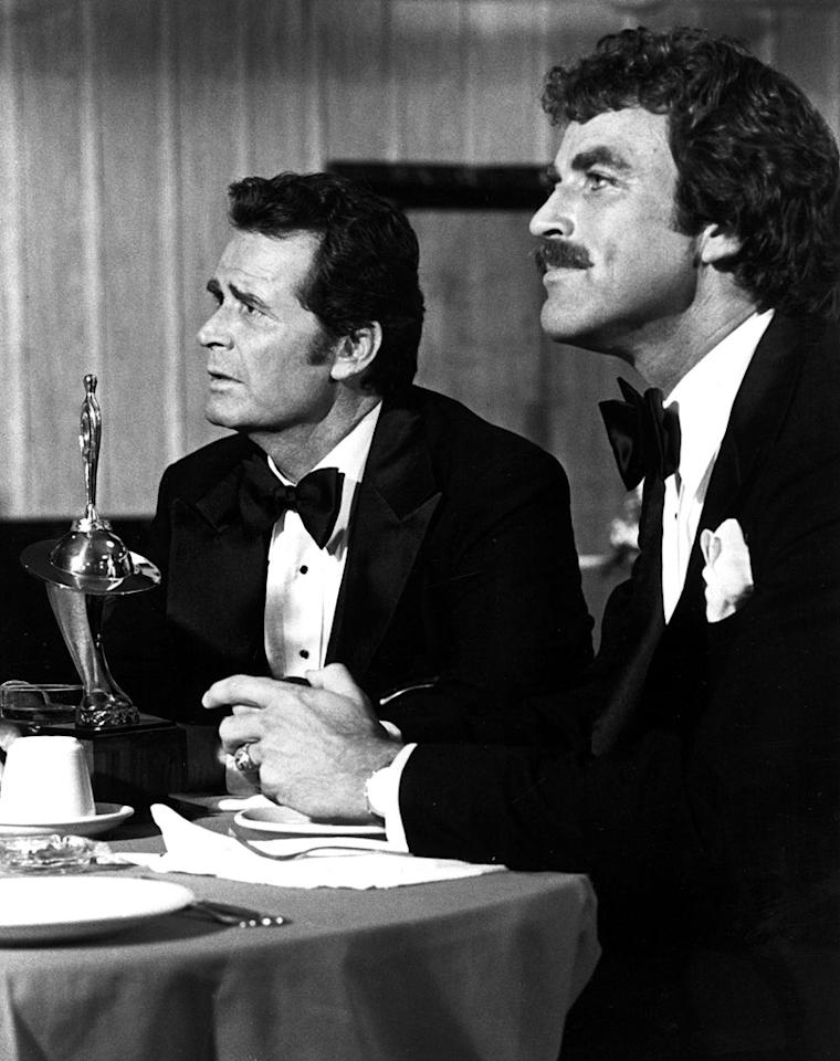 "<b>Lance White, ""<a href=""/the-rockford-files/show/33300"">The Rockford Files</a>""</b> — Brought on to contrast with James Garner's low-rent private investigator Jim Rockford, Lance White was a flashy PI who had a lot more money and a lot more charm. He only appeared in two episodes, one of which had the pair team up at a PI convention, but it got his foot in the door with the network when the show went off the air, leading to his most famous character ... who was basically another Jim Rockford."