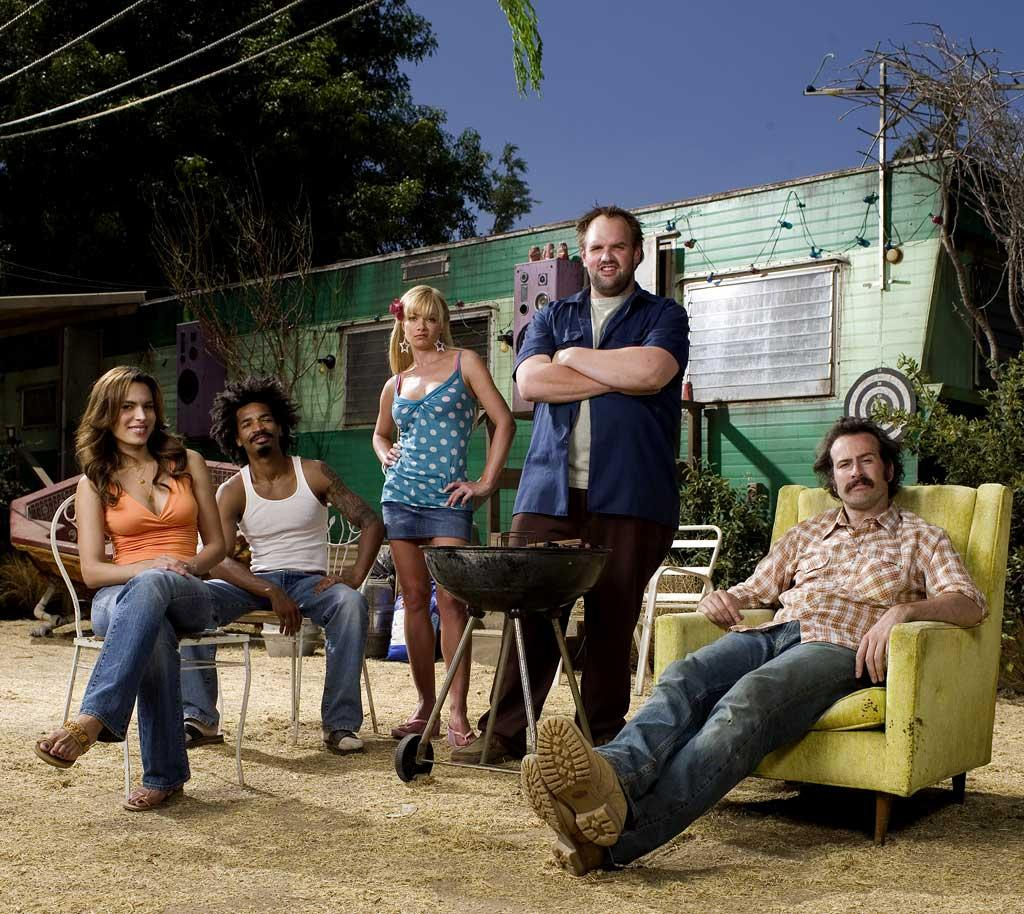 "The cast of <a href=""/my-name-is-earl/show/37824"">My Name is Earl</a> on NBC."