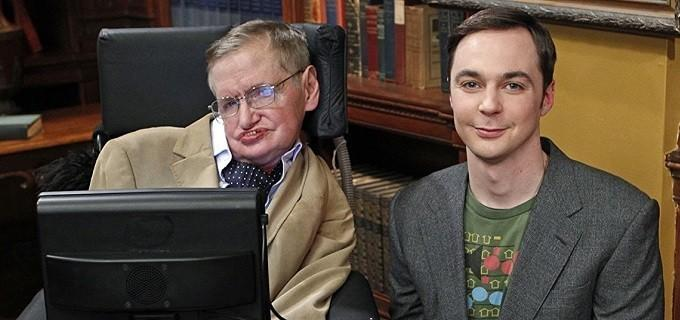 'The Big Bang Theory' prestou homenagem a Stephen Hawking no final de temporada