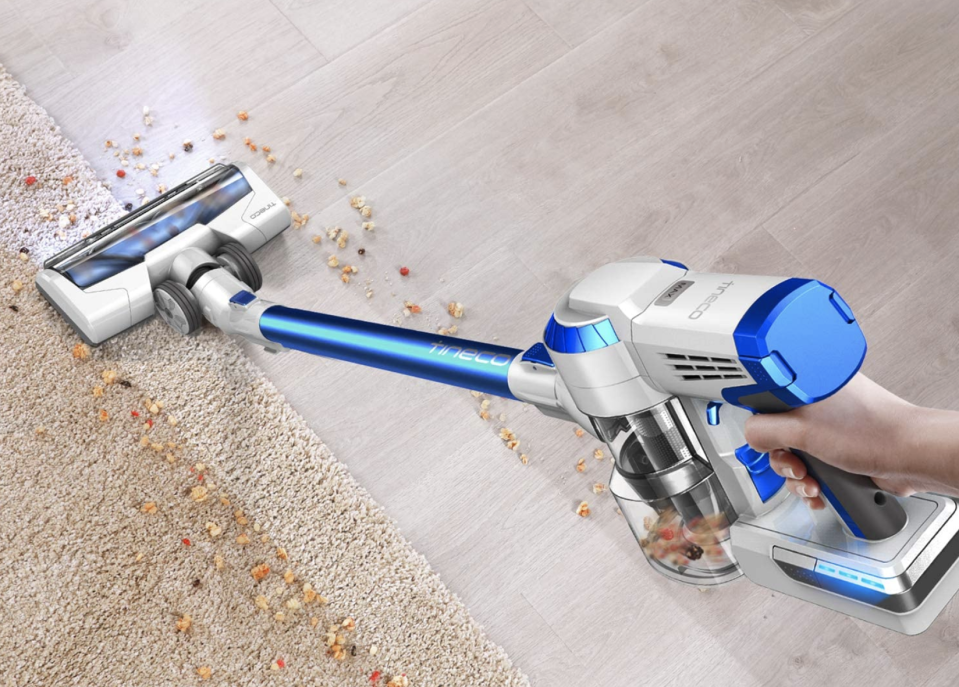 Clean any surface with ease. (Photo: Amazon)