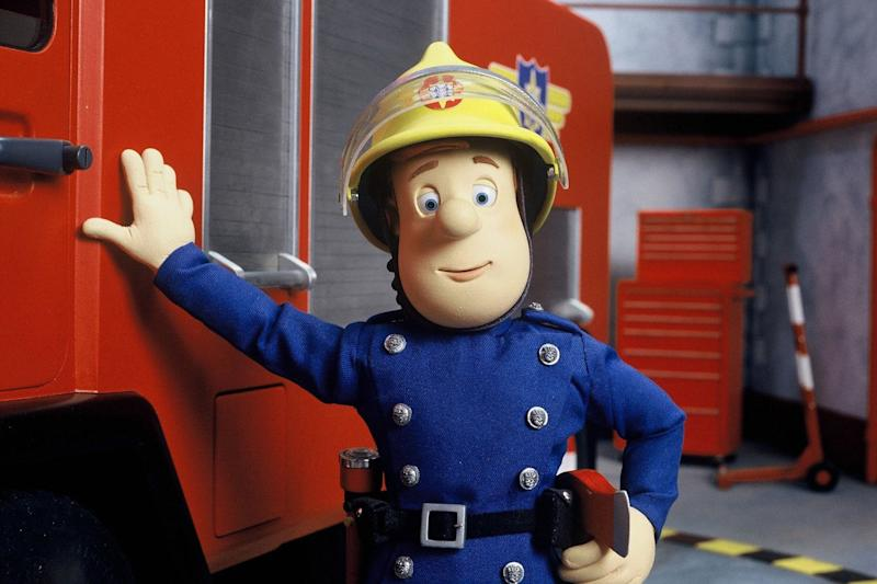 Fireman Sam has been axed by local fire chiefs. (BBC)