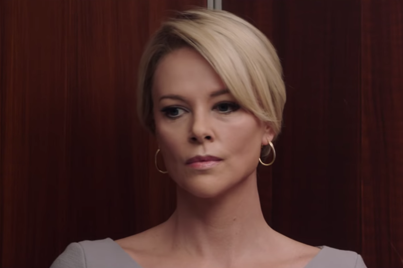 Charlize Theron as Megyn Kelly (Courtesy of Lionsgate Movies/Youtube)