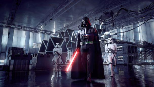 PHOTO: Screenshot from 'Star Wars: Battlefront II.' (EA Games/LucasFilm Ltd.)