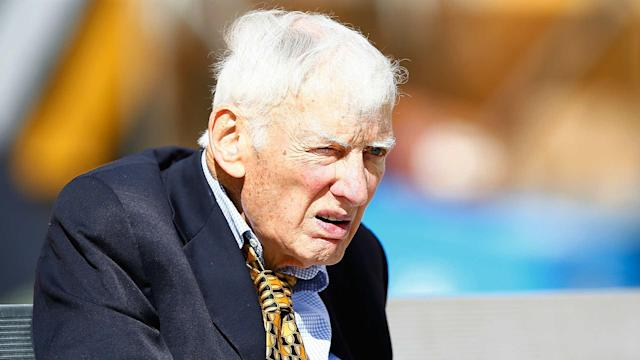 Dan Rooney, the Hall-of-Fame Pittsburgh Steelers chairman, has died.