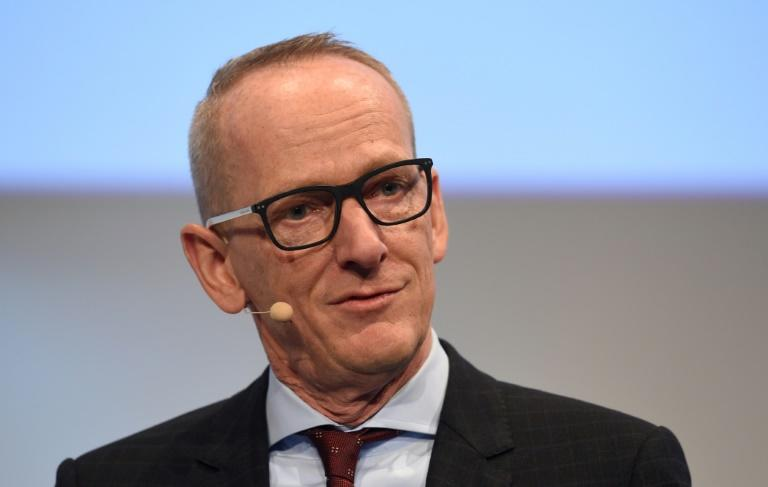 Three years into the tenure of chief executive Karl-Thomas Neumann (pictured), Opel hoped to finally return to profit in 2016