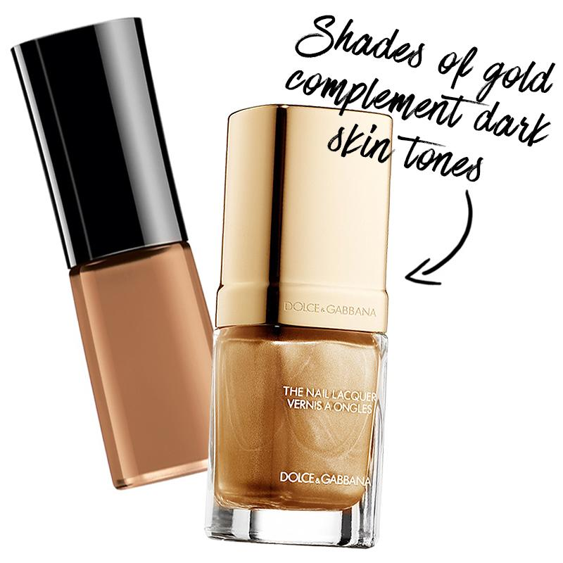 The Right Neutral Nail Polish For Your Skin Tone