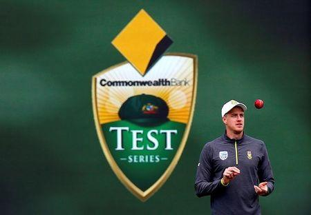 Cricket - Australia v South Africa - Second Test cricket match - Bellerive Oval, Hobart, Australia