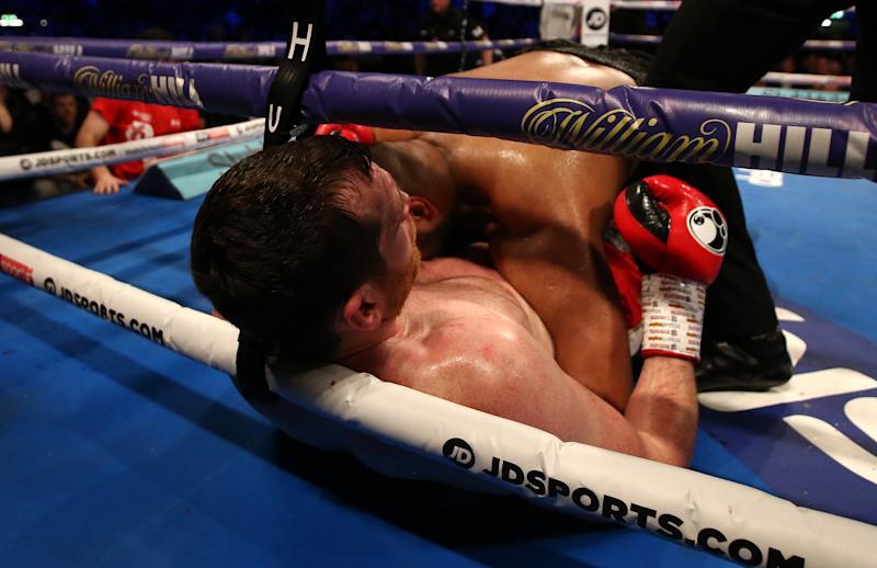 Kash Ali's boxing licence suspended pending a hearing