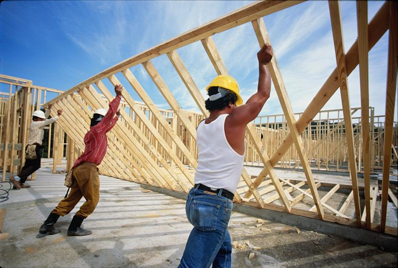 Will the HomeBuilder grant do what it's supposed to? Source: Getty