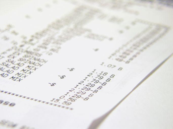 """<p><b>7. The Cash-register Receipt</b></p><p>You've probably heard of BPA — it's the chemical that was banned from plastic water bottles a few years back. A 2014 study found that cash register receipts also contain high levels of bisphenol A (BPA). Blood spikes of BPA were particularly evident in those people who used hand sanitizer or lotion immediately before handling the receipt. Some stores now give you the option to choose an emailed receipt rather than a paper one. Take it if you can. And hold off on that lotion or sanitzer until after you've paid. Better yet, skip the fancy pumps and wash your hands in the restroom after checking out (don't forget to go heavy on the soap). It — along with that big-screen television — will be the best decision you make all day.</p><p><i>(Photo: Getty)</i><br></p><p><i>Let's keep in touch! Follow Yahoo Health on <a href=""""https://www.facebook.com/yahoohealth?_rdr=p"""" rel=""""nofollow noopener"""" target=""""_blank"""" data-ylk=""""slk:Facebook"""" class=""""link rapid-noclick-resp"""">Facebook</a>, <a href=""""https://twitter.com/yahoohealth"""" rel=""""nofollow noopener"""" target=""""_blank"""" data-ylk=""""slk:Twitter"""" class=""""link rapid-noclick-resp"""">Twitter</a>, <a href=""""https://www.instagram.com/yahoohealth/"""" rel=""""nofollow noopener"""" target=""""_blank"""" data-ylk=""""slk:Instagram"""" class=""""link rapid-noclick-resp"""">Instagram</a>, and <a href=""""https://www.pinterest.com/yahoohealth/"""" rel=""""nofollow noopener"""" target=""""_blank"""" data-ylk=""""slk:Pinterest"""" class=""""link rapid-noclick-resp"""">Pinterest</a>. </i></p>"""