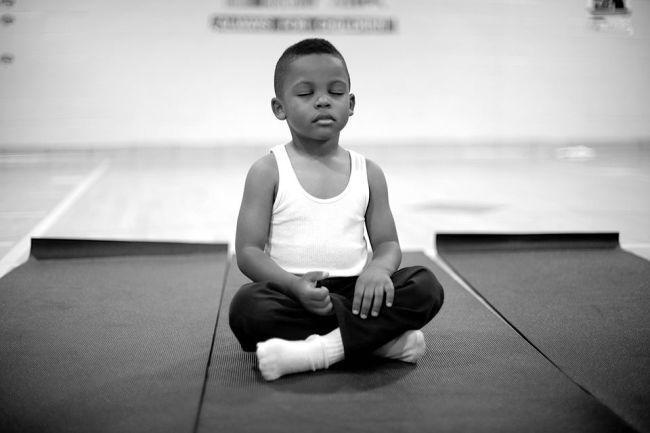 This school replaced detention with meditation and the results are fascinating