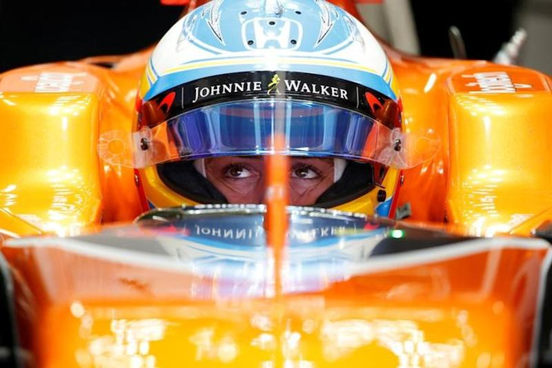 Good Times Are Coming, Says Fernando Alonso After Driving New McLaren