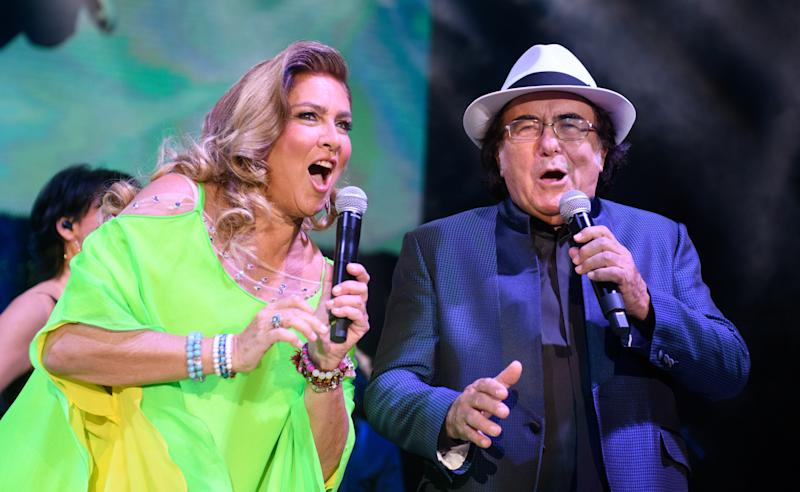 Romina show su Rai Uno: dalla gaffe in diretta, alla rivelazione su Al Bano (Photo by Daniel Reinhardt/picture alliance via Getty Images)