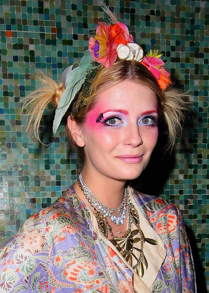"""What else can be said about former """"O.C."""" star Mischa Barton? I'm speechless (for once). Therefore, leave your own caption in the comments section. Victor Decolongon/<a href=""""http://www.wireimage.com"""" target=""""new"""">WireImage.com</a> - May 12, 2011"""