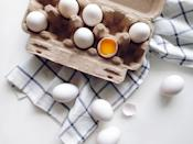 """<p>This custom is a little different than the American custom of dying eggs. Before sunrise, <a href=""""https://www.cnn.com/2019/04/19/world/good-friday-traditions-around-the-world-trnd/index.html"""" rel=""""nofollow noopener"""" target=""""_blank"""" data-ylk=""""slk:the tradition"""" class=""""link rapid-noclick-resp"""">the tradition</a> goes that you crack an egg and add just the egg white to a glass of water. As the rising sun heats the egg, patterns form in the glass, which elders believe predicts the way in which you will die.</p>"""