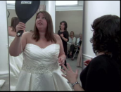 """<p>The producers aren't looking for someone who's wishy-washy, which is why the application plainly asks brides to describe the kind of dress they have in mind. This helps the consultants pull options before they arrive. It's also <a href=""""https://www.kleinfeldbridal.com/2020/06/01/8-differences-between-the-show-and-kleinfeld-bridal/"""" rel=""""nofollow noopener"""" target=""""_blank"""" data-ylk=""""slk:recommended that brides visit other bridal boutiques"""" class=""""link rapid-noclick-resp"""">recommended that brides visit other bridal boutiques</a> beforehand, so that they can make a final decision at their Kleinfeld appointment.</p>"""