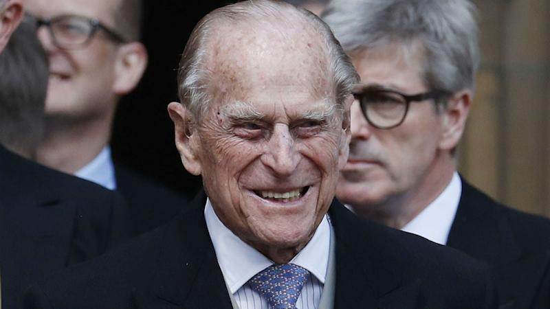 Prince Phillip in hospital as Queen arrives in Norfolk for Christmas break