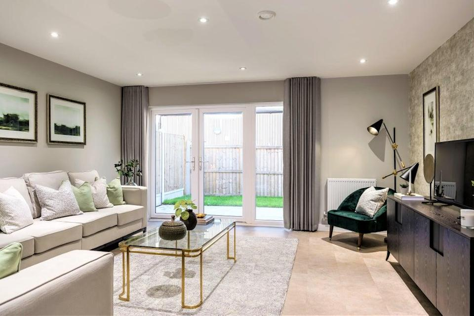 New homes with flexible floorspace at Beechwood Village in Basildon, Essex (Handout)