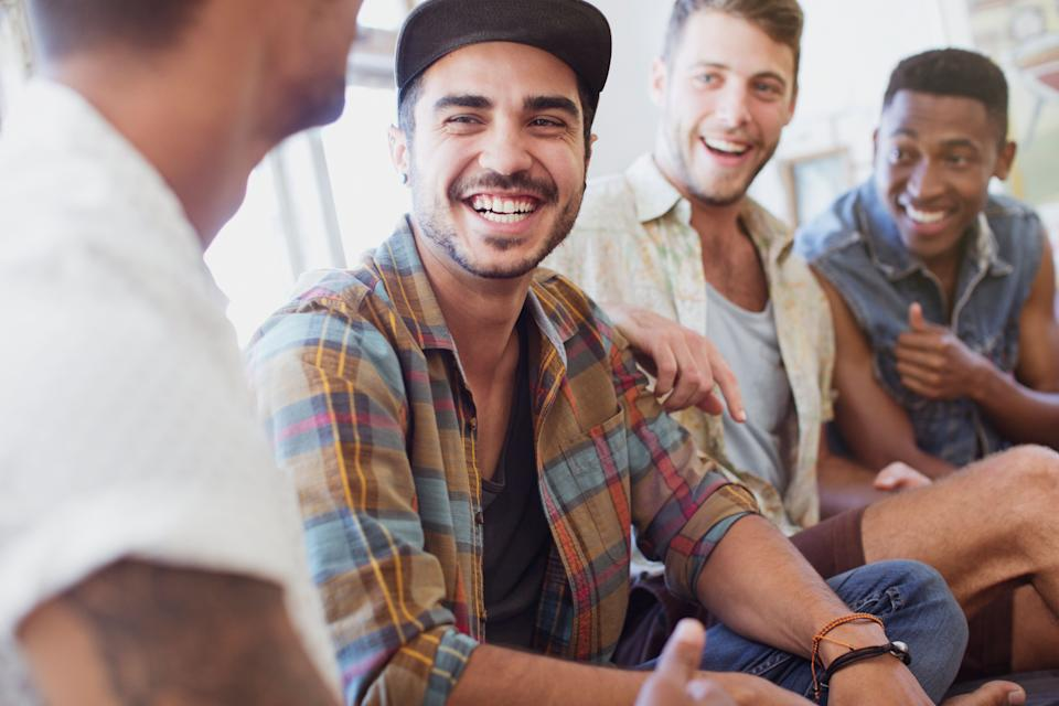 Moments of vulnerability are key to deep friendships. (Photo: David Lees via Getty Images)