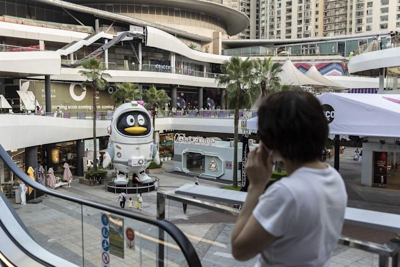 Tencent in Talks to Create $10 Billion Streaming Giant