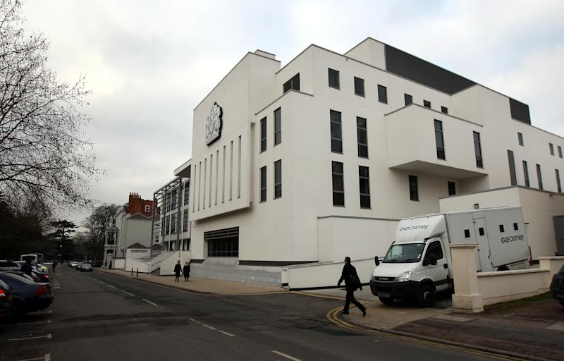 STOCK PICTURE Warwickshire Justice Centre in Leamington Spa, which incorporates the Magistrates Court and replaces the old Warwick Crown Court today. PRESS ASSOCIATION Photo. Wednes day 8th February 2012. Picture credit Dvid Jones/PA