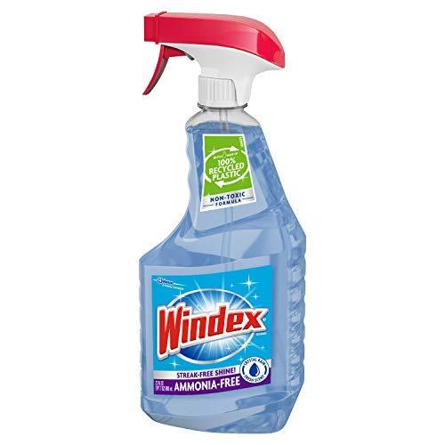 """<p><strong>Windex</strong></p><p>amazon.com</p><p><a href=""""https://www.amazon.com/dp/B01GFLZ4DU?tag=syn-yahoo-20&ascsubtag=%5Bartid%7C2139.g.32145429%5Bsrc%7Cyahoo-us"""" rel=""""nofollow noopener"""" target=""""_blank"""" data-ylk=""""slk:Shop Now"""" class=""""link rapid-noclick-resp"""">Shop Now</a></p><p>This ammonia-free product cleans glass and mirror surfaces in your car or home. </p>"""